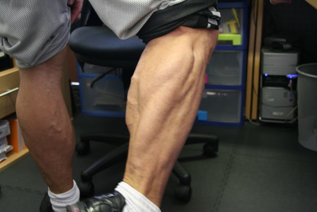 musculation mollets