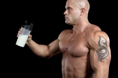 boissons protéinées