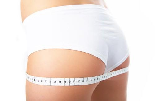 Perte de gras ciblée