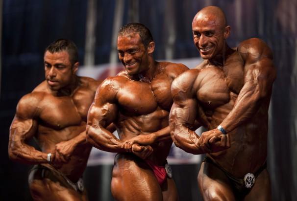 compétitions de bodybuilding