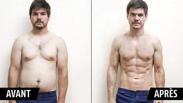 musculation pour les obèses