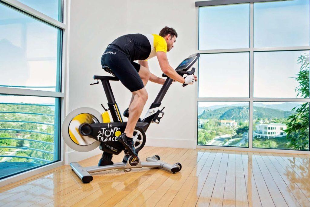 vélo Tour de France TDF de Proform